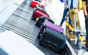 This hack to help get your luggage first at baggage claim is brilliant