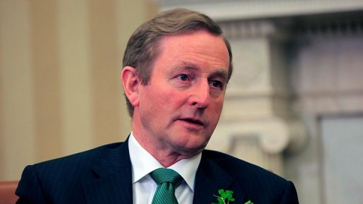 CONFIRMED: Enda Kenny will step down as Fine Gael Leader tonight