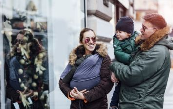 How to get out of the house on weekends with a baby in 36 'simple' steps