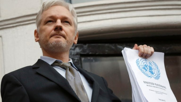 Sweden drops rape investigation against Wikileaks founder Julian Assange