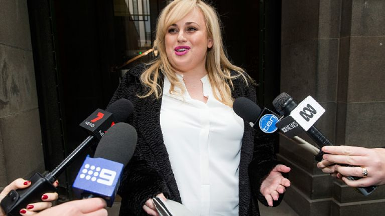 Rebel Wilson sues magazines that said she lied about her upbringing