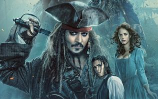 The new Pirates Of The Caribbean movie is the second most expensive movie ever made