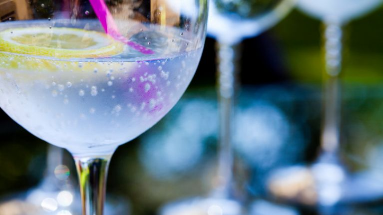 This elderflower cocktail is the perfect summer tipple
