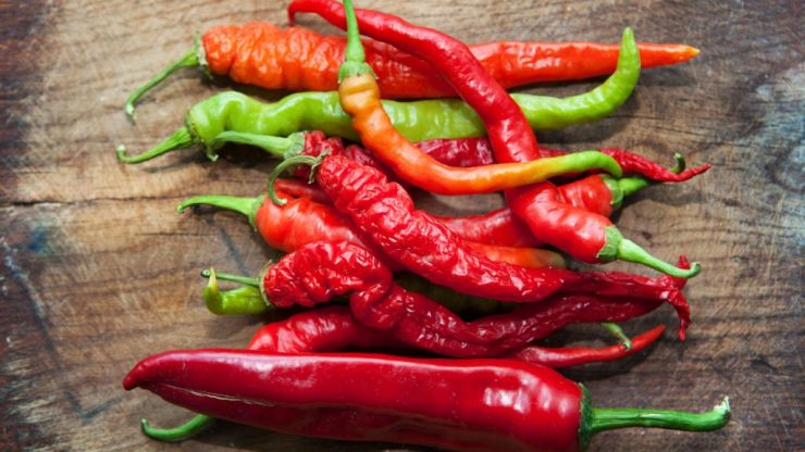 Someone has created a chilli so hot that eating it could kill you