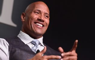 The Rock reveals his running mate for the 2020 US presidential election