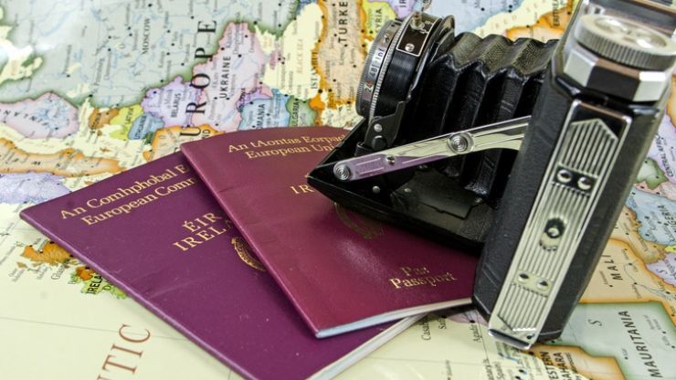 How to take the perfect passport photo in 6 easy steps
