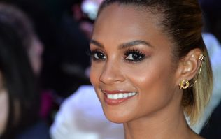 People are trolling Alesha Dixon for a pretty weird fashion fail on Britain's Got Talent