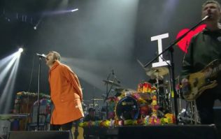 Goosebumps: Liam Gallagher sings a mesmeric version of Live Forever