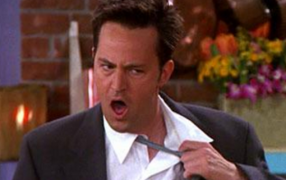Matthew Perry says thoughts of a 'Friends' reunion give him nightmares