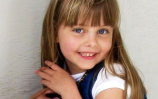 This little girl left something very special behind before she died