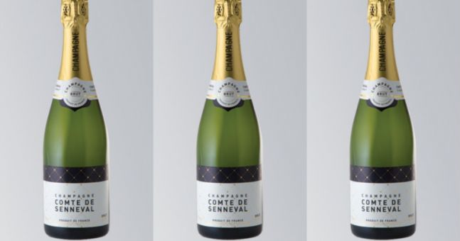 get in lidl has champagne on sale for the same price as prosecco. Black Bedroom Furniture Sets. Home Design Ideas
