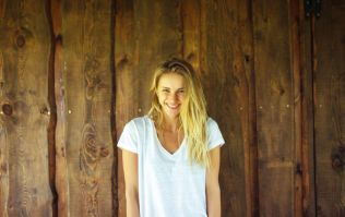 It's not actually sweat: How to avoid yellow pit stains on white tops