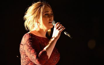 Adele makes tearful visit to Grenfell Tower to meet with the victims
