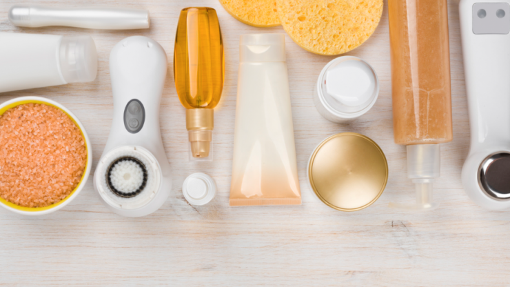 Bring clingfilm next time you travel to ensure your beauty products don't burst