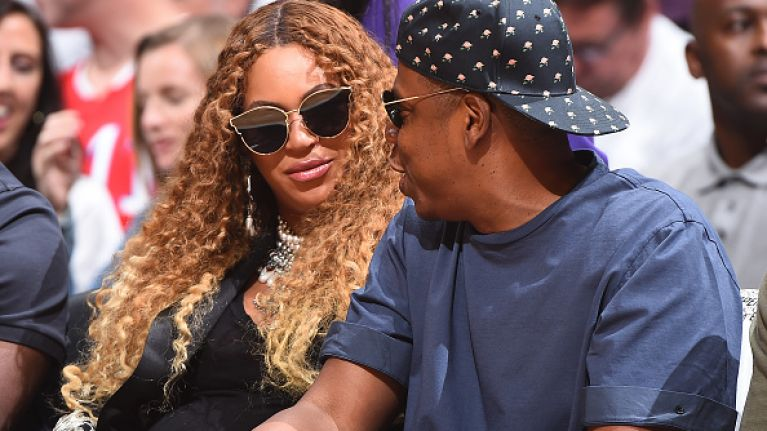 Beyoncé has given birth to twins