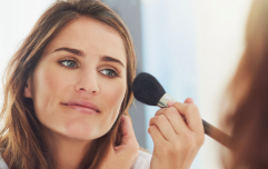 We've been using setting spray all wrong... and here's the proof