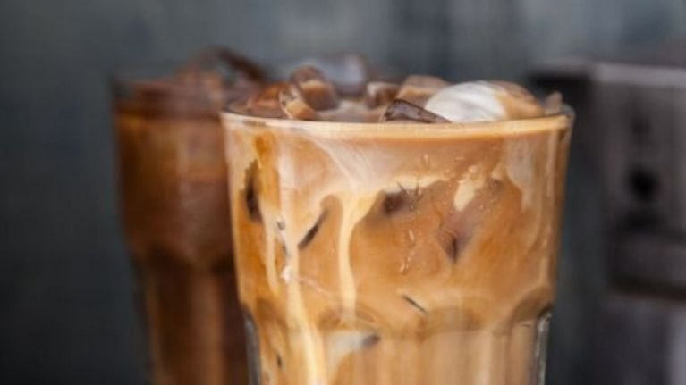 This almond milk ice cube trick will transform your morning coffee
