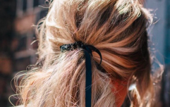 Here's how you master the PERFECT messy ponytail