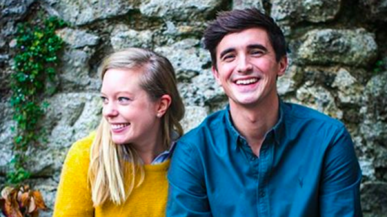 Chef Donal Skehan announces that he is to become a father