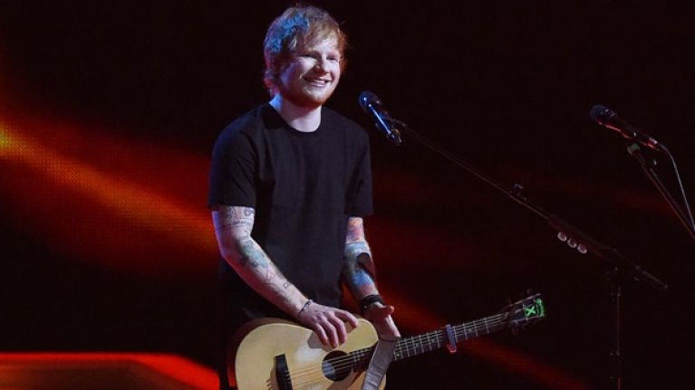 Ed Sheeran has made one MAJOR change to his tickets | Her ie