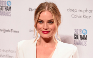 Margot Robbie uses the weirdest thing to get perfectly soft lips