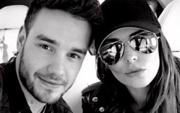 Cheryl gave Liam the sweetest gift for his first Father's Day