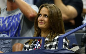Kim Sears just wore a €40 Zara dress to Wimbledon