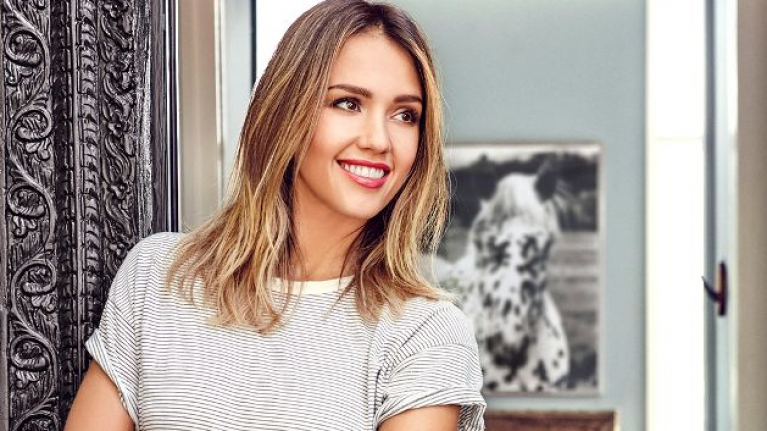 These are the four things Jessica Alba eats EVERY day