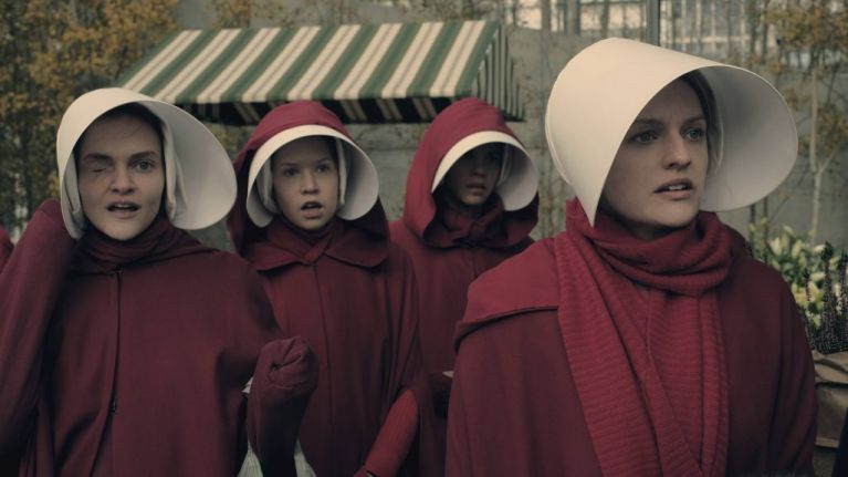 Image result for Handmaid's tale images
