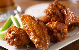 Here's where you can get free chicken wings in Dublin tomorrow