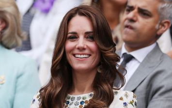 Kate Middleton was once banned from the Wimbledon final by doctors