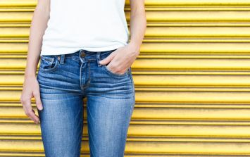 Skinny jeans are out of fashion thanks to this cool new style