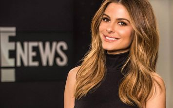 TV host Maria Menounos ties the knot in surprise New Year's Eve ceremony