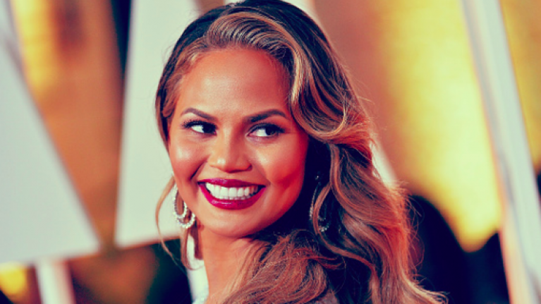 You're going to love Chrissy Teigen's new summer hair
