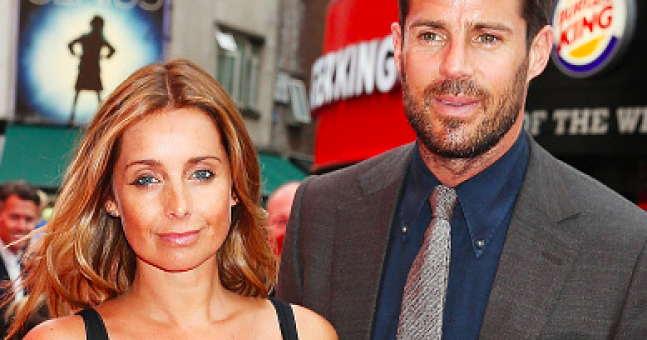 The reason for Jamie and Louise Redknapp's split has come to light