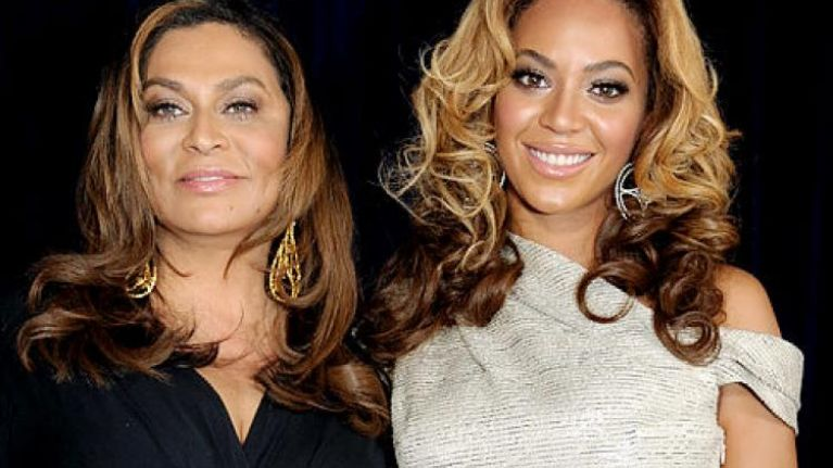 'She cares...' Why Tina Knowles reckons Blue Ivy is a really great big sis