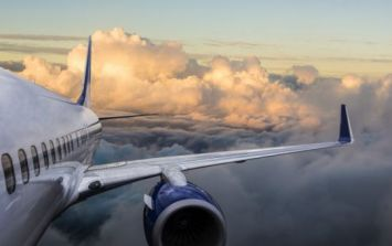 This tip can help nervous flyers during take-off