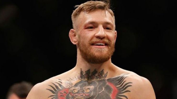 Conor McGregor caught up in trademark battle with make-up brand MAC