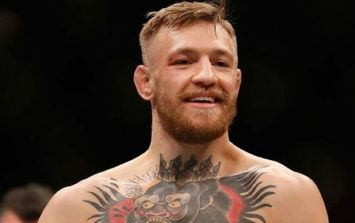 Conor McGregor gives Rob Kardashian a VERY public shout-out