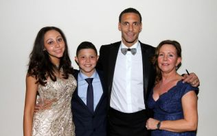 Tragic: Rio Ferdinand is heartbroken - as his mum dies from cancer aged 58
