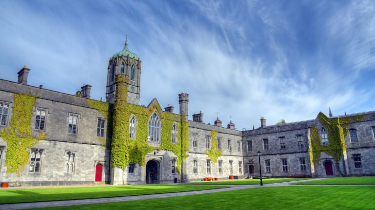 There has never been a female Irish university president... why?