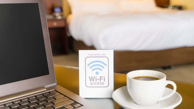 The scary reason why you should avoid complimentary hotel Wi-Fi