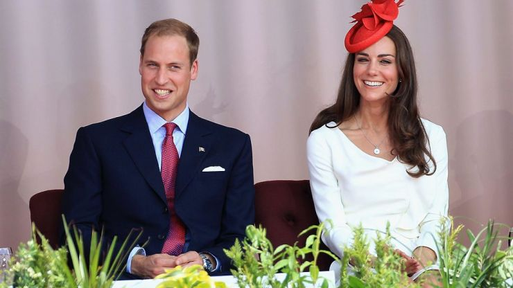 William and Kate are hiring and posted the listing on LinkedIn