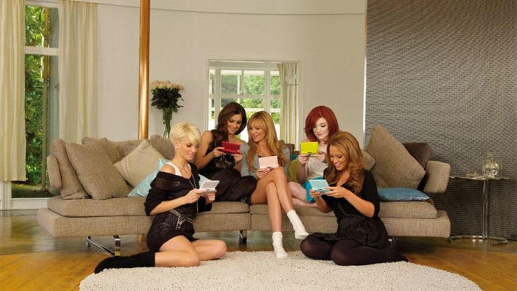 Remembering the time Girls Aloud convinced us to buy a Nintendo DS