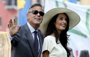 'The safety of our children...' George and Amal sue over 'illegal' pics of twins