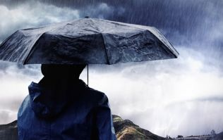 Met Éireann says that the weather this weekend is going to be VERY grim