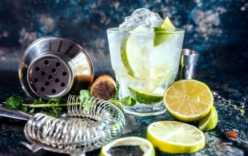 There's a new bottomless G&T brunch in Dublin ... we'll cheers to that