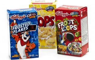 Kellogg's is releasing a cereal advent calendar in time for Christmas