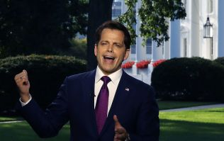 Scaramucci removed as White House Comms Director after just 10 days