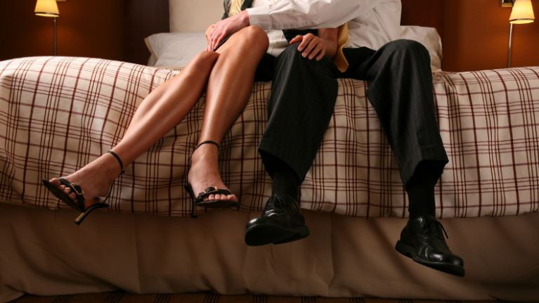 Almost half of couples in this country cheated on their partner